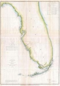 1852_U.S._Coast_Survey_Map_of_Florida_-_Geographicus_-_WesternFlorida2-uscs-1853