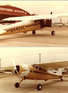Cessna 195, N4454C