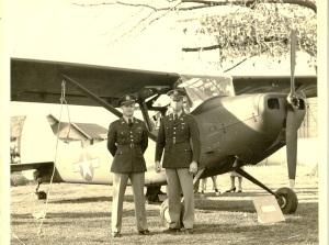 Dad, Early Army Aviation