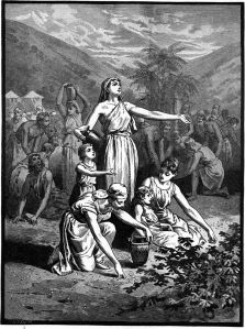 800px-Foster_Bible_Pictures_0065-1_The_Israelites_Gather_Manna_in_the_Wilderness